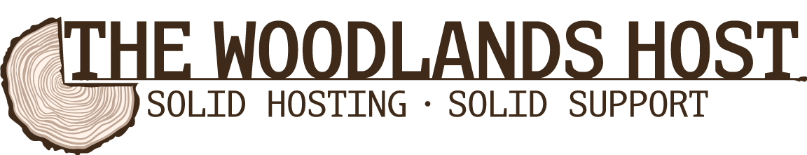 The Woodlands Host Logo