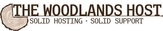 The Woodlands Host | Solid Hosting. Solid Support.